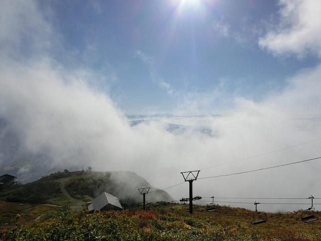 唐松岳リフト